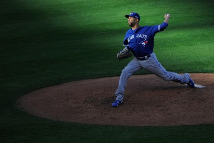 Price may be pitching his final game with the Jays tonight before freeagency