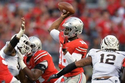 Ohio State Buckeyes QB J.T. Barrett arrested early this morning