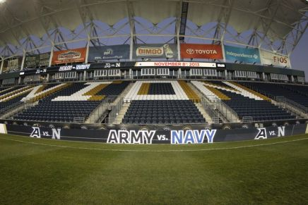 Army defeats Navy for the first time at PPL Park