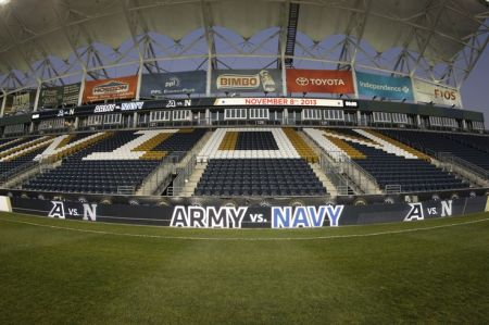 Army and Navy at PPL Park (Photo by PPL Park)