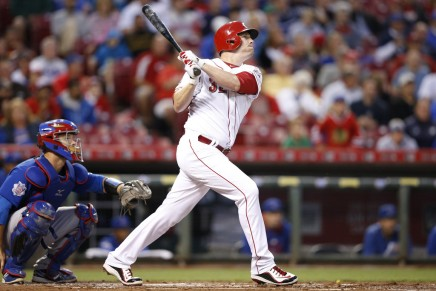 Orioles, Reds have talked Jay Bruce trade