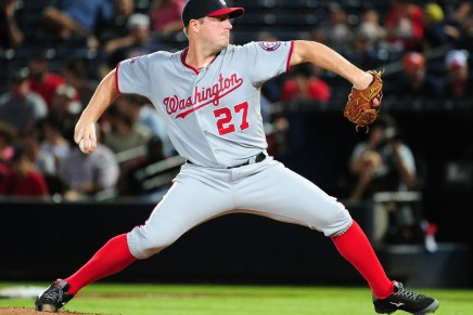 Jordan Zimmermann signs with the Tigers