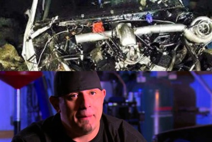 Street Outlaws' The Crow destroyed