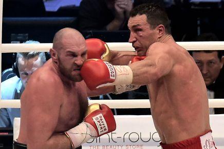 Fury shocks Klitschko for thebelt