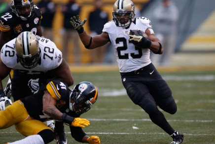 Washington Redskins have signed free agent RB Pierre Thomas