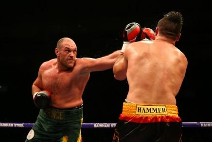 Champion Tyson Fury stripped of IBFbelt