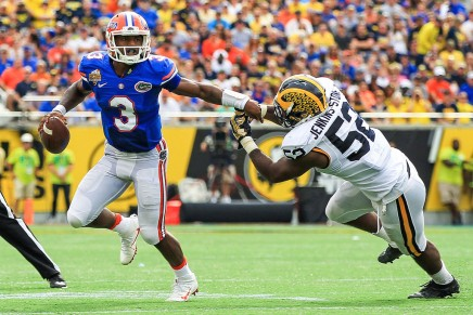 Treon Harris should not be the Florida Gators QB in2016