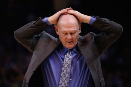 Kings keep head coach George Karl fornow