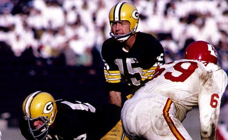 Bart Starr (Getty Images)