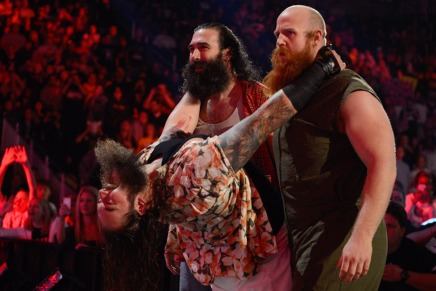 League of Nations vs. The Wyatt Family at Payback?