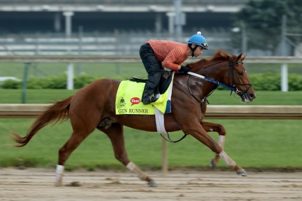 Our Kentucky Derby pick is Gun Runner