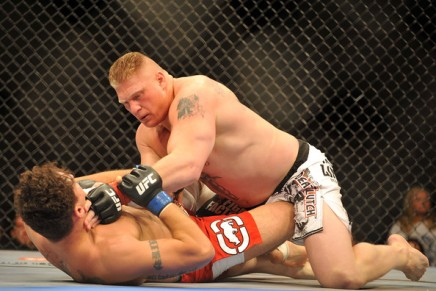 Brock Lesnar to fight at UFC200