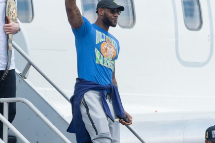 LeBron James declines player option, becomes freeagent