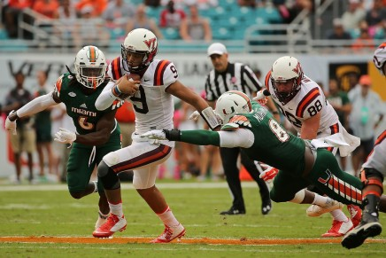 Hurricanes dismiss two players for violating NCAA rules
