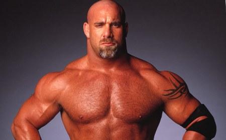 Bill Goldberg (Photo by the WWE)