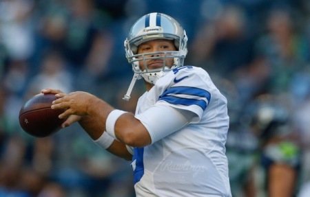 Tony Romo (Getty Images)