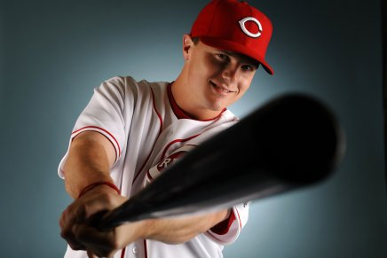 Reds to call up star prospect Jay Bruce