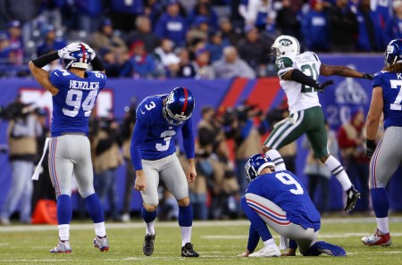 Josh Brown looking down (Getty Images)
