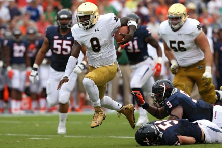 Kelly: Zaire and Kizer to split time in the season opener