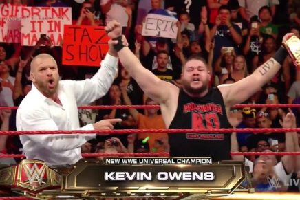 Monday Night Raw Houston results8-29-16