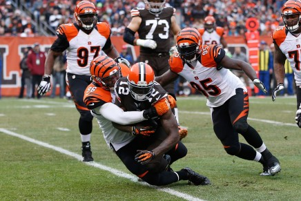 Josh Gordon leaves the Browns, entersrehab