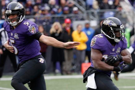Justin Forsett close to returning to theRavens