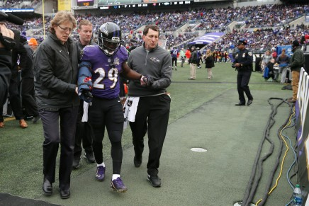 Schefter: It's definitely possible the Ravens re-signForsett