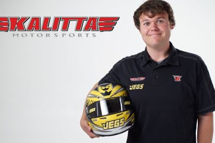 Coughlin Jr. announces he'll be in a Kalitta Motorsports Top Fuel dragster in 2017