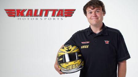 Troy Coughlin Jr. (Photo by Kalitta Motorsports)