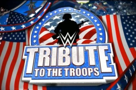 WWE brings annual Tribute to the Troops celebration to Washington, DC