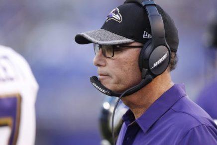 Ravens fire OC MarcTrestman