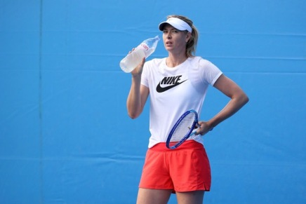 Sharapova's suspension reduced