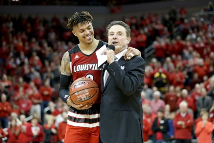 Louisville avoids serious charges, while Pitino, two others are charged byNCAA