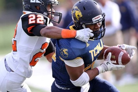 Chad Scott (Photo by TCNJ Sports Information)