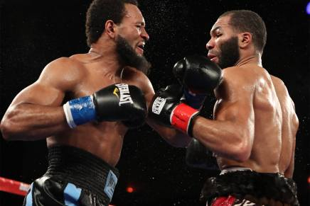 A long journey takes Todd May to Golden BoyPromotions