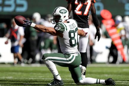 Jets WR Decker has shouldersurgery