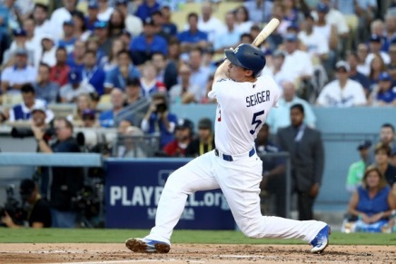 Seager named NL Rookie of the Year