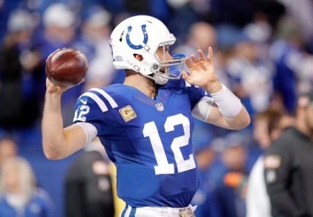 Andrew Luck (Getty Images)