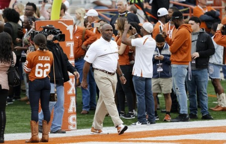 Charlie Strong (Getty Images)