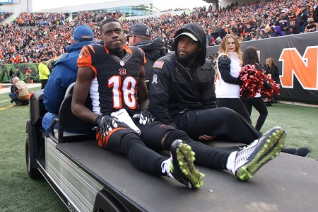 A.J. Green (Getty Images)