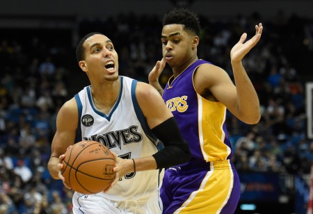 Kevin Martin is seen here as a member of the Minnesota Timberwolves (Getty Images)