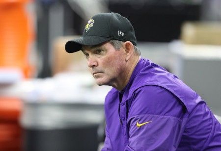 Mike Zimmer (Getty Images)