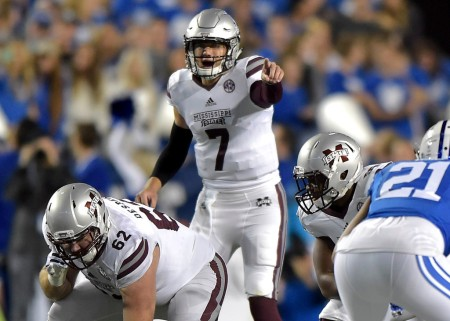 Nick Fitzgerald (Getty Images)