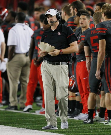 Tom Herman (Getty Images)