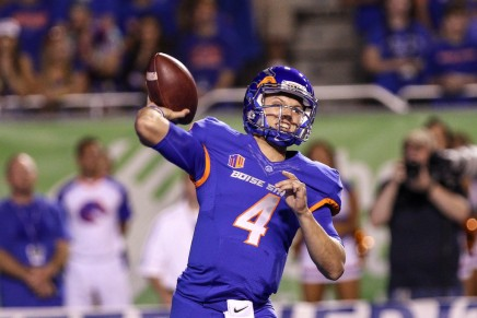 2016 Bowl preview: #19 Boise State @Baylor
