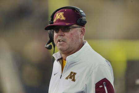 Jerry Kill (Getty Images)