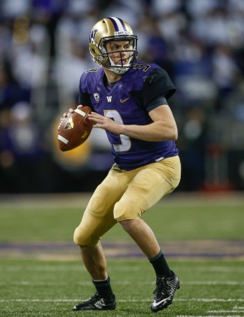 Jake Browning (Getty Images)