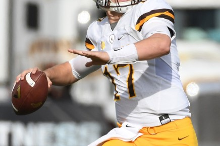 Prediction: Wyoming beats BYU for the first-time since2003