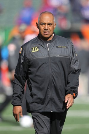 Marvin Lewis (Getty Images)