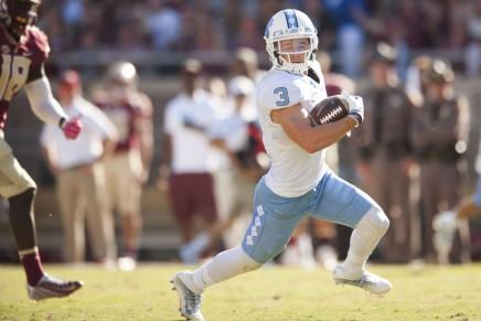Bowl Simulation: Switzer scores 2 TD's as North Carolina beatsStanford